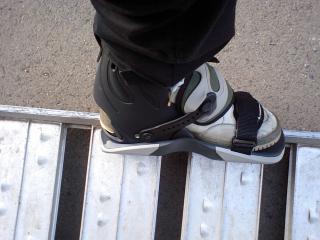 xsjado in my foot